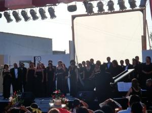 coro tijuana